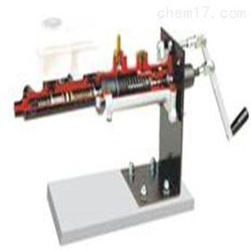 YUY-JP0133液压制动调节器解剖模型,带双腔制动主缸