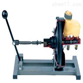YUY-JP0134气压制动助力装置解剖模型,带双腔制动主缸