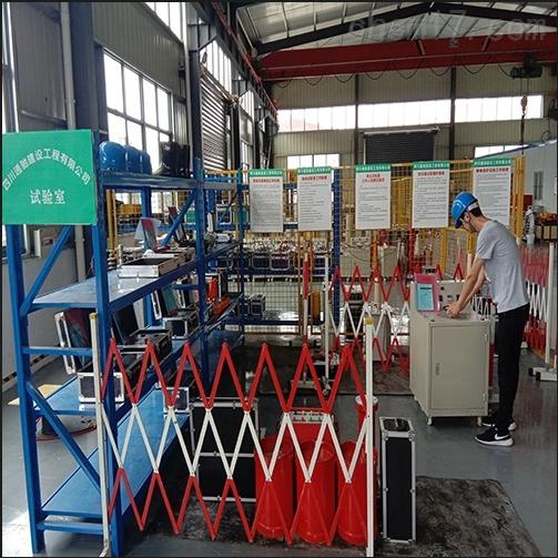 三级承修承装承试类资质主要试验设备配置表