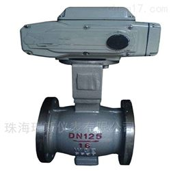 RS-QDV电动V型调节阀