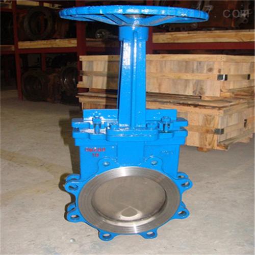 不锈钢ZL73X链轮式浆液阀