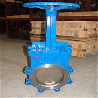 ZL73X不锈钢ZL73X链轮式浆液阀