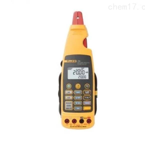 Fluke 773 毫安级过程钳型表
