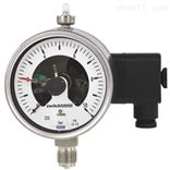 PGS23.100, PGS23.160WIKA带开关电接点的波登管压力表