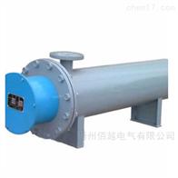 BYDQ熔喷机管道式加热器厂家