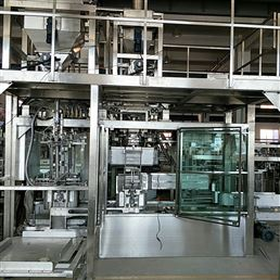 山东青岛25kg大袋粉剂自动包装机