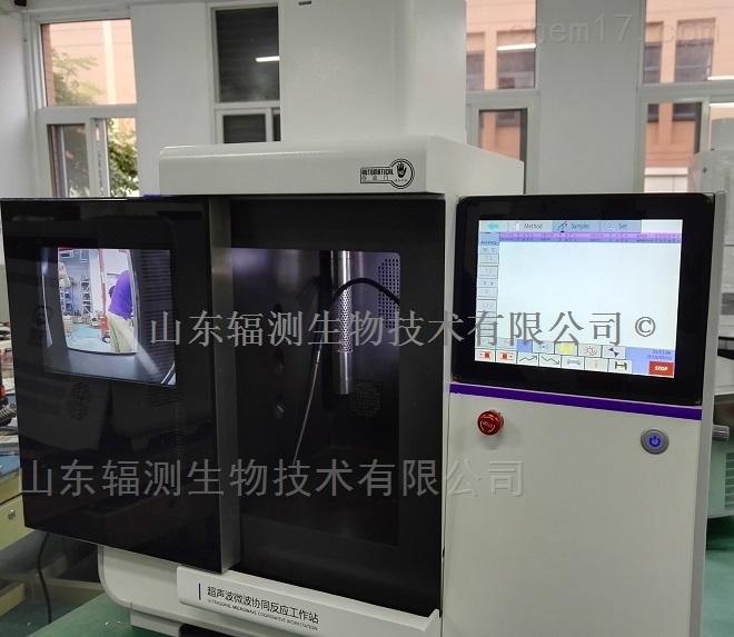 微波超声波组合反应器