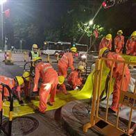 管道CIPP紫外光固化修复不开挖施工