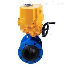 DQ941F防爆电动低温球阀