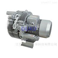 7.5KW熔喷布设备专用三段式高压鼓风机