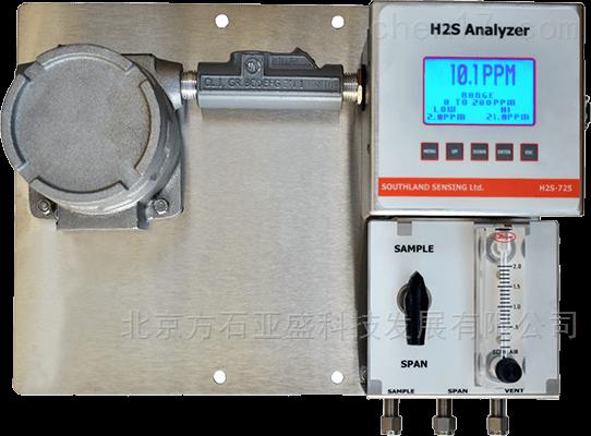 在线硫化氢分析仪