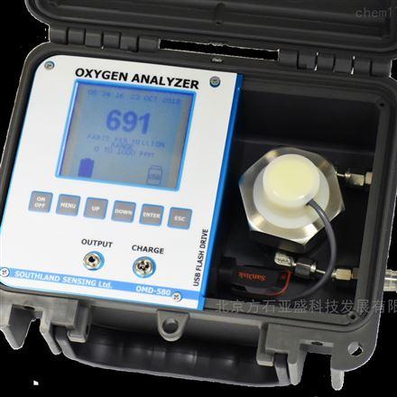 便携百分比氧气分析仪