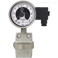 DPGS43.100威卡WIKA电接点压力表