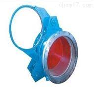 蜗轮扇形盲板阀F343CX知名品牌