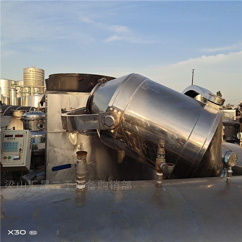 浙江二手锂电混合机回收