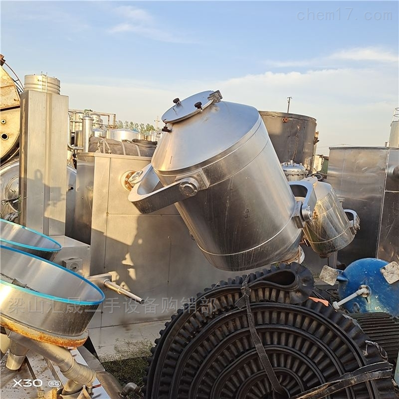 山东二手混合机原理回收