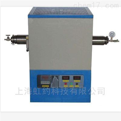 1100℃管式炉高温高压双管管式炉