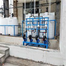 2000升水处理浓硫酸全自动加药装置三泵系统
