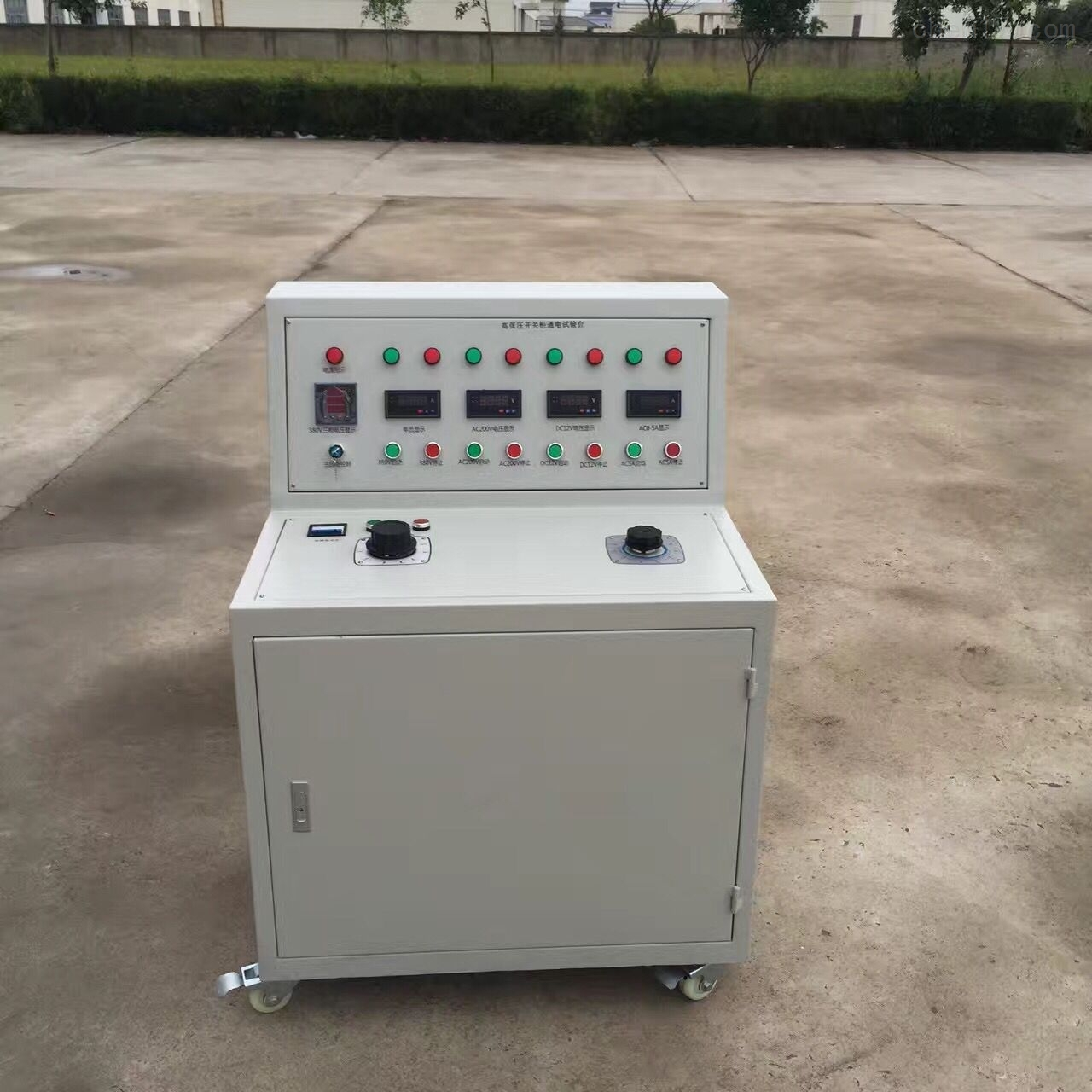 高低压开关柜通电试验台整套设备