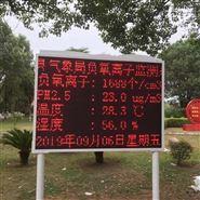 東莞景區濕地負氧離子濃度監測系統批發采購