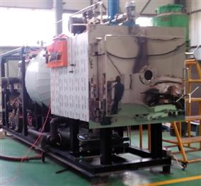 10平米生產型冷凍幹燥機