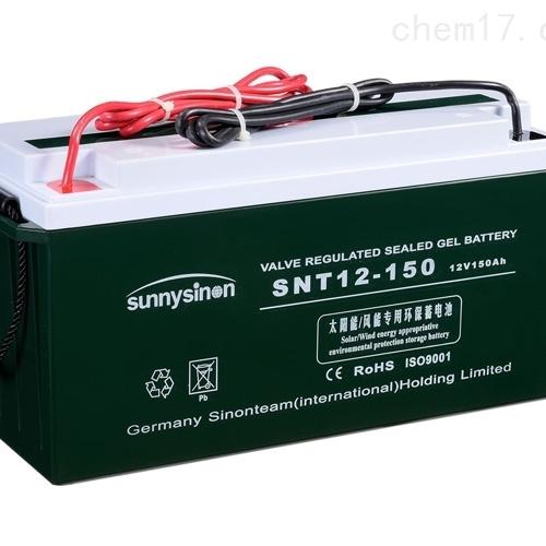 赛能蓄电池SNT12-150区域代理选购