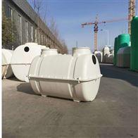 0.5 0.87 1 1.5 2 2.5立方耐腐蚀玻璃钢模压化粪池厂家批发