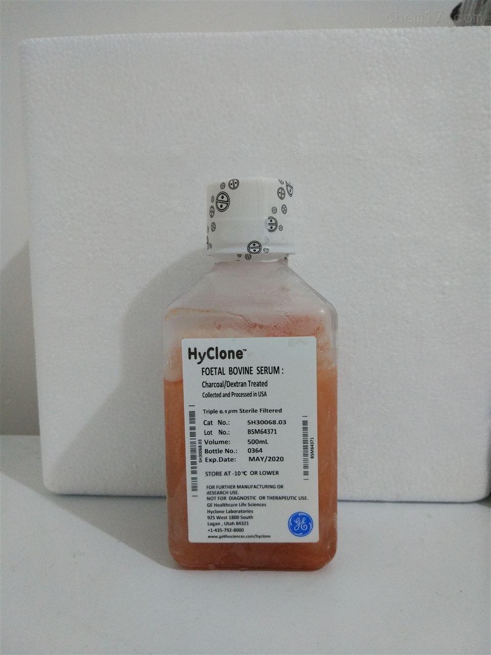 HycloneSH30084.03胎牛血清澳胎