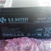 HR9-12台湾BB蓄电池HR系列全新报价
