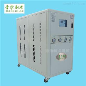 QX-15W水冷涡旋式冷水机组吹膜机冷却