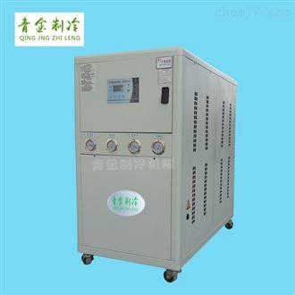 QX-5W水冷式箱型冷冻机粉末涂装冷却