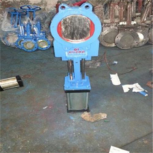 不锈钢气动刀型浆液阀
