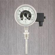 WSSX-411F不锈钢防爆电接点双金属温度计