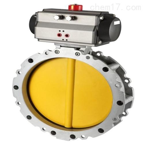电动高耐磨粉尘蝶阀FD971X性能可靠规格齐全