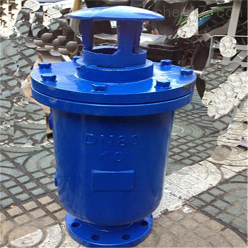 不锈钢污水复合式排气阀