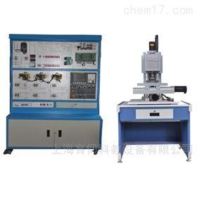 YUYSKB-06M-3C数控铣床电气控制与维修实训台
