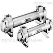 SMC浮动管板式油冷却器 张