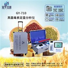 玉米黄曲霉毒素定量分析仪