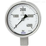 WIKA  PG23HP-P 波登管压力表