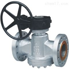 ZDAX47美标压力平衡式倒装油密封旋塞阀