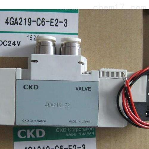 CKD气缸 双作用·串连型(-W4)