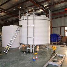 7000升母液储罐带搅拌装置上海厂商龙门支架