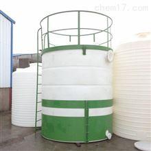 50吨PE塑料水箱耐酸碱水塔山区绿化水储罐