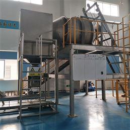 宁夏省掺混肥生产线、颗粒肥包装设备