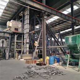 江西抚州掺混肥生产线设备
