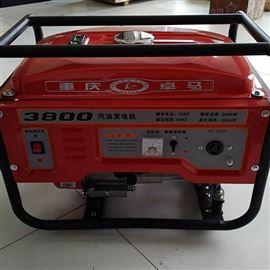 5、8、12kw电力用汽油发电机野外施工专用规格齐全