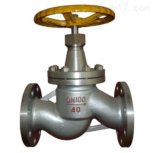 系列氨用截止阀J41B标准