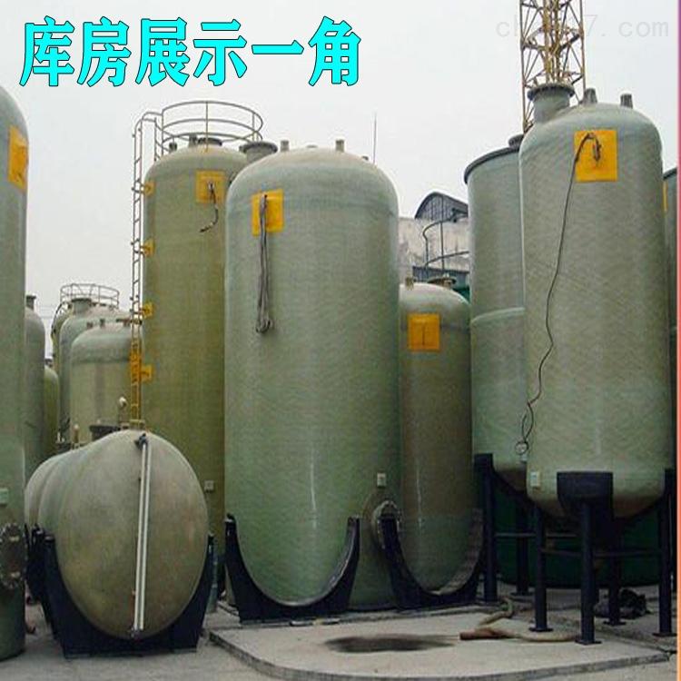 阳泉玻璃钢硫酸卧式储罐