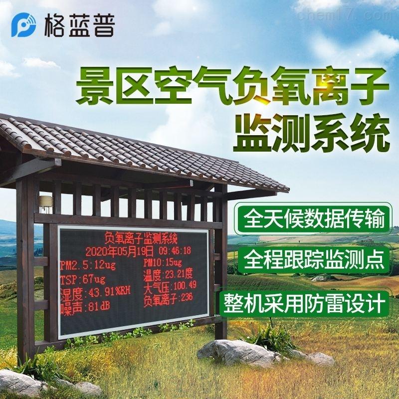 景区环境负氧离子检测仪