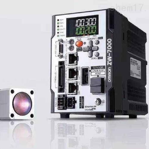 欧姆龙OMRON光纤同轴位移传感器